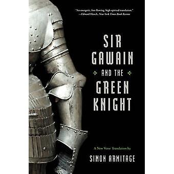 Sir Gawain e o cavaleiro verde por Simon Armitage - livro 9780393334159