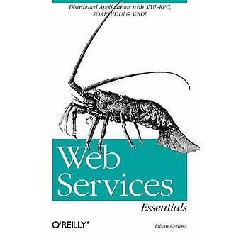Web Services Essentials by Ethan Cerami - 9780596002244 Book