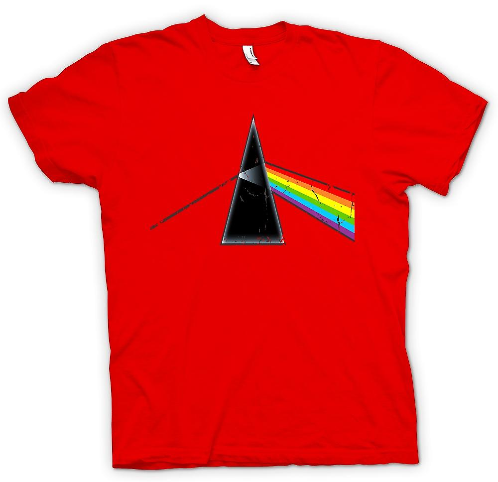 Mens T-shirt - Pink Floyd - Dark Side Of The Moon Prism