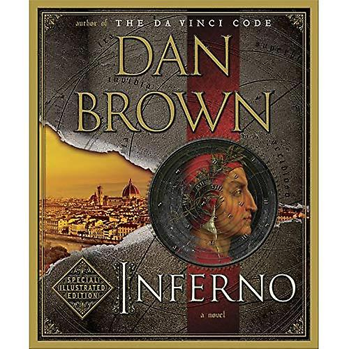 Inferno  Special Illustrated Edition  Featubague Robert Langdon