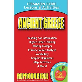 Ancient Greece Common Core Lessons & Activities