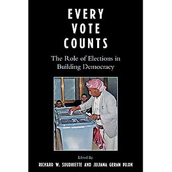 Every Vote Counts: The Role of Elections in Building Democracy (IFES Democracy Collection)