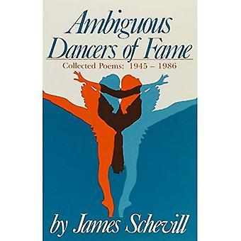 Dançarinos ambíguos da fama: coletados poemas: 1945-1986