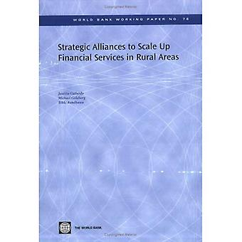 Strategic Alliances to Scale up Financial Services in Rural Areas