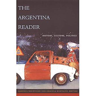 Argentinien-Leser: Geschichte, Kultur, Politik (Lateinamerika in Übersetzung/de Traduccion/Em Traducao)