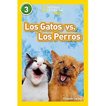 National Geographic Leser: Los Gatos vs. Los Perros (Katzen und Hunde)