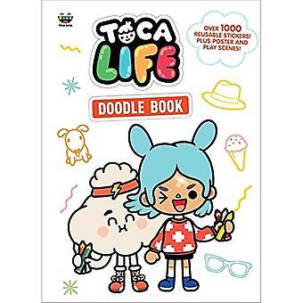 Toca vida Doodle livro (Boca de Toca)