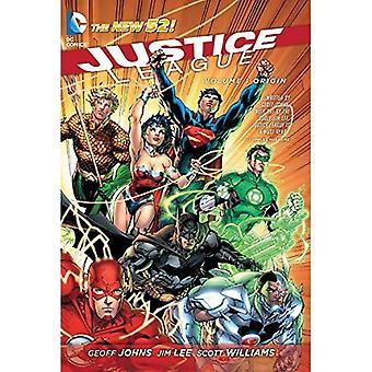 Justice League Band 1: Ursprung TP (neuen 52)