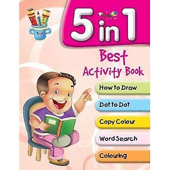 5 in 1 beste Aufgabenbuch (Sternschnuppen-Serie)