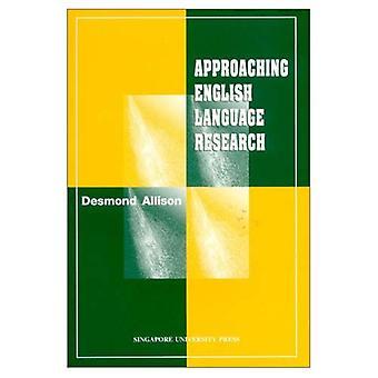 Approaching English Language Research
