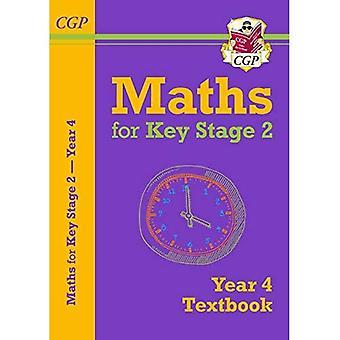 Nuovo libro di testo KS2 matematica - anno 4