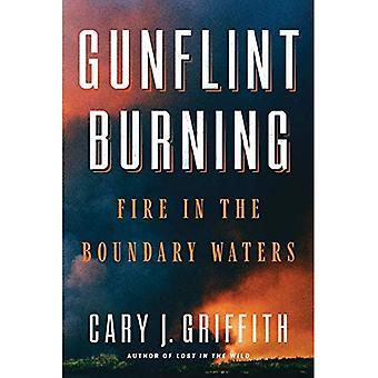 Gunflint brennt: Feuer in den Grenzgewässern