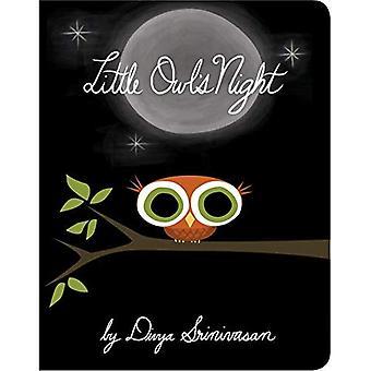 Little Owl's Night [Board book]