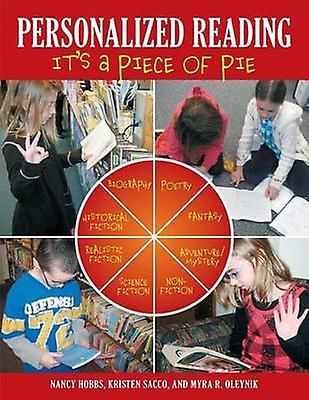 Personalized Reading Its a Piece of PIE by Hobbs & Nancy