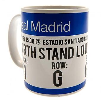 Real Madrid mugg MD
