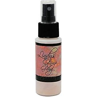 Lindy's Stamp Gang Cocklebells Coral Starburst Spray (ss-030)