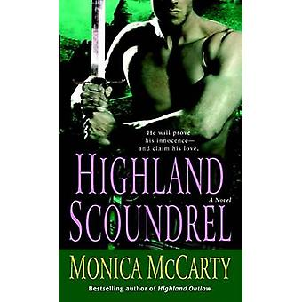Highland Scoundrel by Monica McCarty - 9780345503404 Book