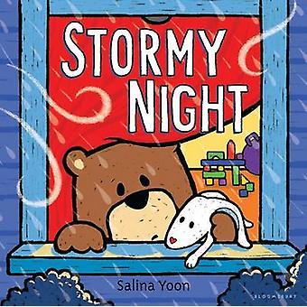 Stormy Night by Salina Yoon - 9780802737809 Book