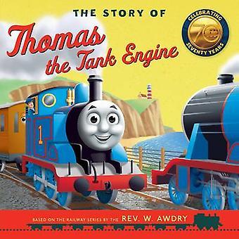 Berättelsen om Thomas tanken motor-9781405276047 bok