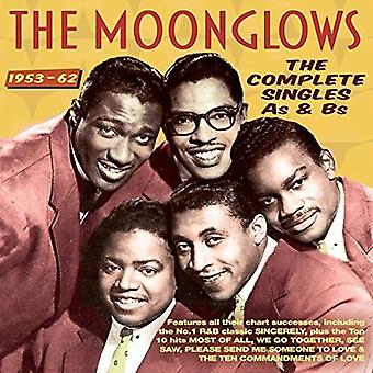 Moonglows - Moonglows-Complete Singles as & Bs 195 [CD] USA import