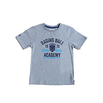 Grass Roots Academy Tee-Grey