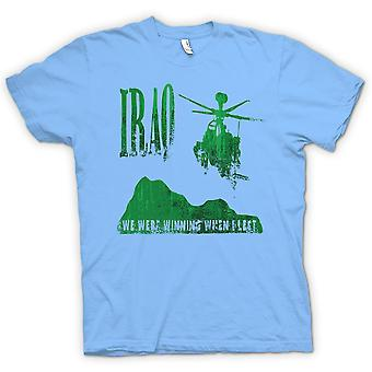 Womens T-shirt - Irak - waren wir gewinnen, wenn ich Links