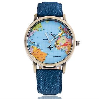 Global Travel Watches-Gelb