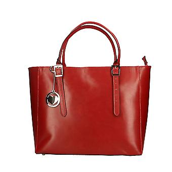 Leather handbag Made in Italy P9119