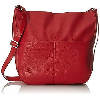 ESPRIT 038EA1O062 Red Woman Bag (RED 630)) 31x34x11 cm (B x H x T)