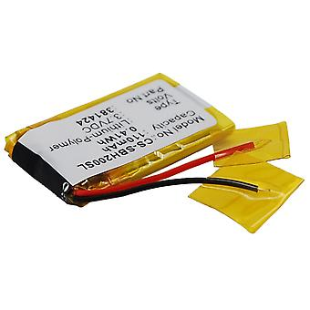 Wireless Headset Battery for Sony 381424 AHB441623 SBH-20 Li-Polymer NEW