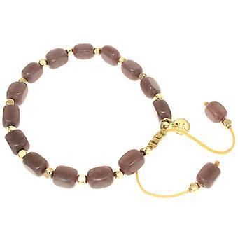 Lola Rose Starla Bracelet Cocoa Quartzite