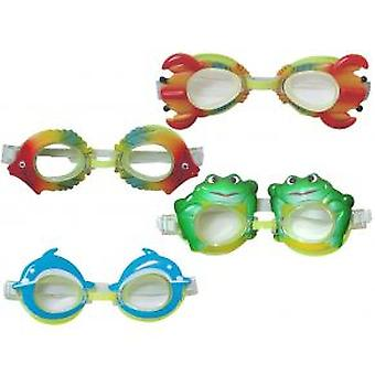 Pl Ociotrends Baby Animals Swimming Goggles (Outdoor , Pool And Water Games , Snorkel)