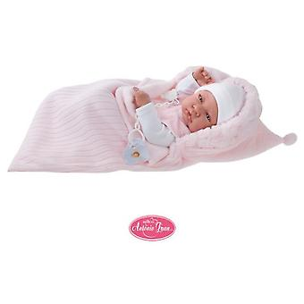 Antonio Juan Newborn Girl -42 Cm (Toys , Dolls And Accesories , Baby Dolls , Dolls)