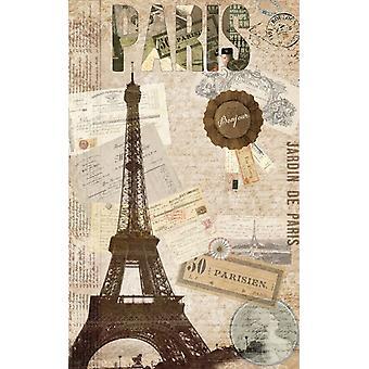 Sepia Paris Poster Print by Sandy Lloyd (18 x 29)
