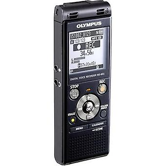 Digital dictaphone Olympus WS-853 Max. recording time 2080 hrs Black