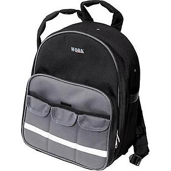Tool backpack (empty) Cimco 170430 (L x W x H) 180 x 340 x 440 mm