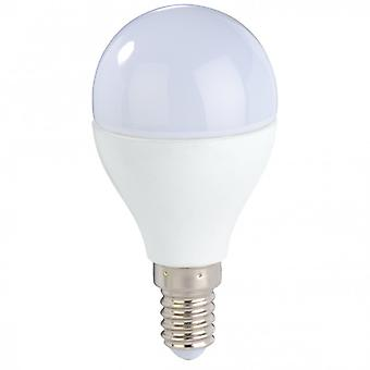 XAVAX LED lamp 7W E14 warm white Glob