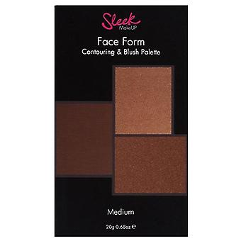 Sleek Make Up Face Face Contour Form (Woman , Makeup , Eyes , Eyeshadows)