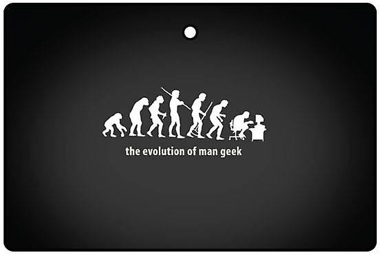 Evolution Of The Geek Car Air Freshener