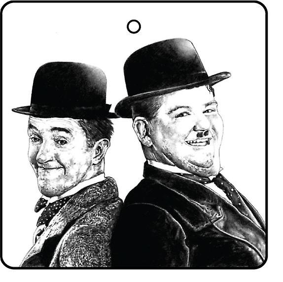 Laurel And Hardy Car Air Freshener