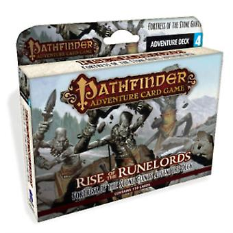 Pathfinder Adventure Card Game: Fortress of the Stone Giants Adventure Deck by Selinker Mike Lone Shark Games