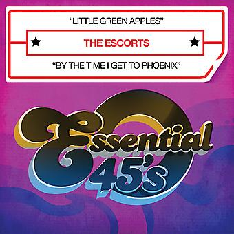 Escort - Little Green Apples [CD] USA importare