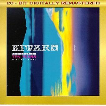 Kitaro - 1976-86-bedste ti år [CD] USA import