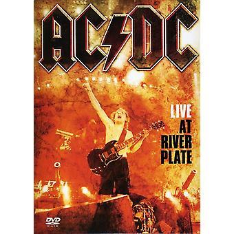 AC/DC - vivo en importación de Estados Unidos del río de la plata [DVD]