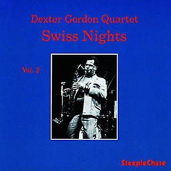 Dexter Gordon - Dexter Gordon: Vol. 2-schweiziske nætter [CD] USA import