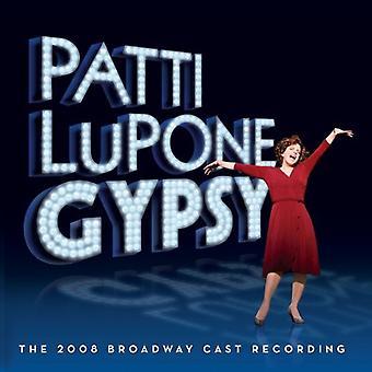 Forskellige kunstnere - Gypsy [2008 Broadway genoplivning Cast] [CD] USA import