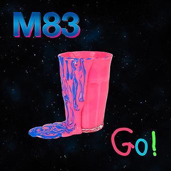 ¡M83 - Go! (12 en Single) (Edición limitada) (Importación de USA [vinilo] azul