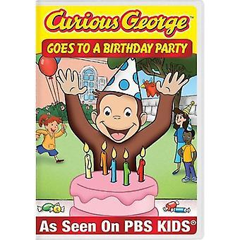 Curioso come George - Curious George va importa una festa di compleanno [DVD] Stati Uniti d'America