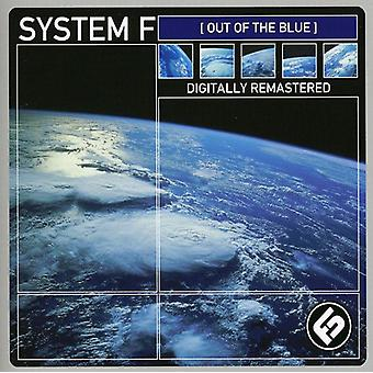 System F - Out of the Blue [CD] USA import
