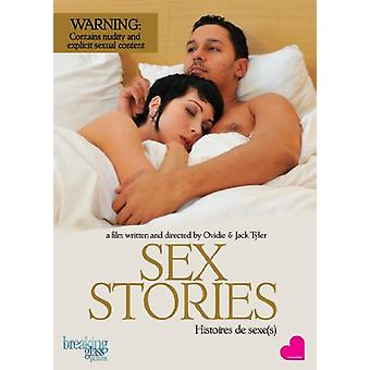 Sex fortællinger [DVD] USA importerer